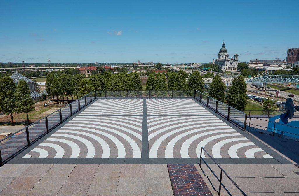 Garden Terrace at Walker Art Center
