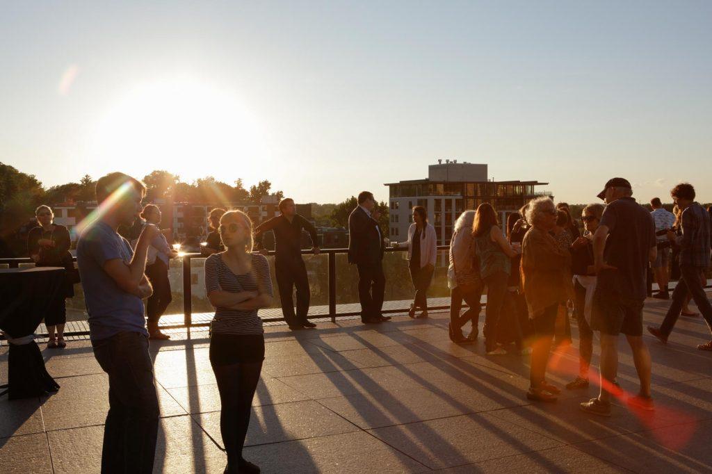 Event on Garden Terrace