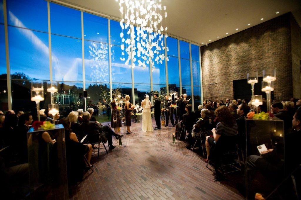 Wedding at Walker Art Center