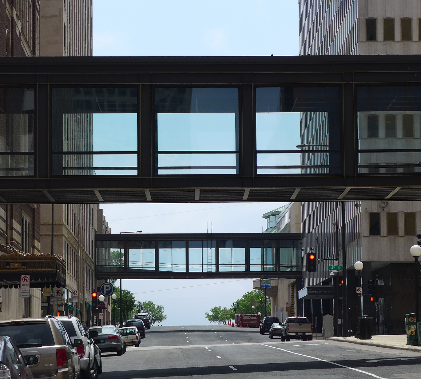 st paul skyway system. minnesota by design – st paul skyway system